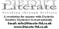Dyslexia and Literacy Support