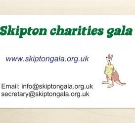 Skipton Charities Gala